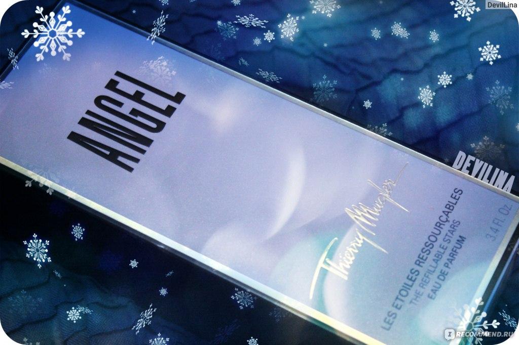 Angel Mugler аромат — аромат для женщин 1992