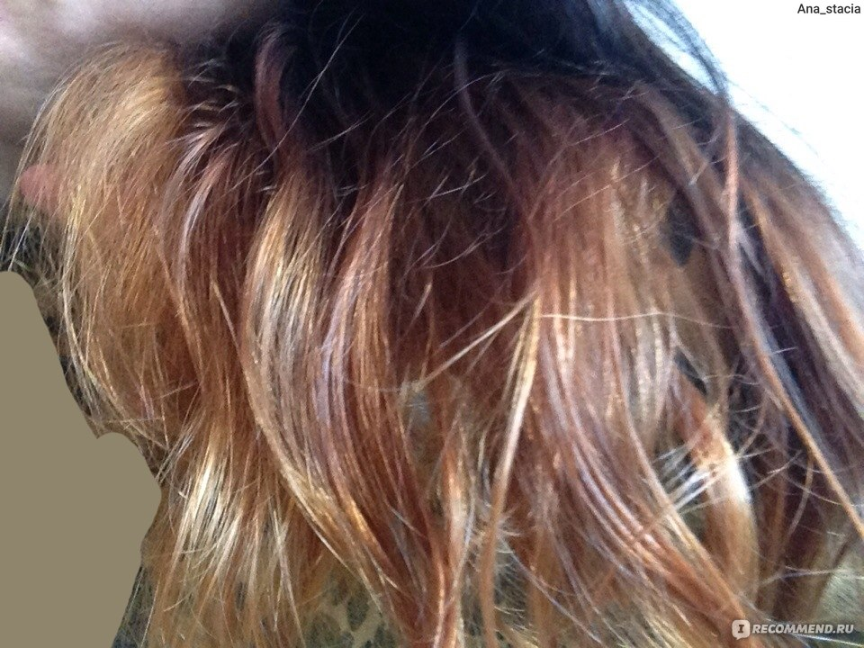 Бережное осветление волос в домашних условиях