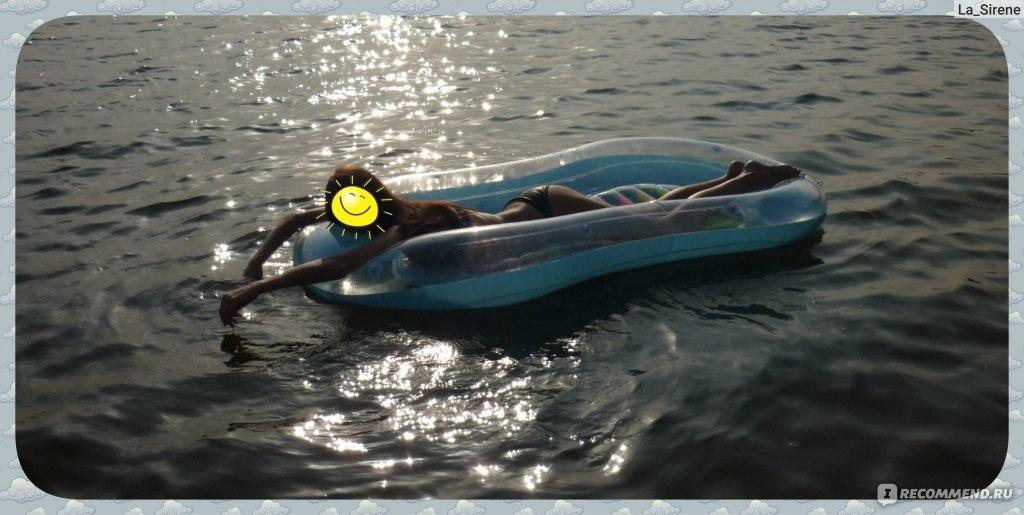 надувные матрасы и лодки intex