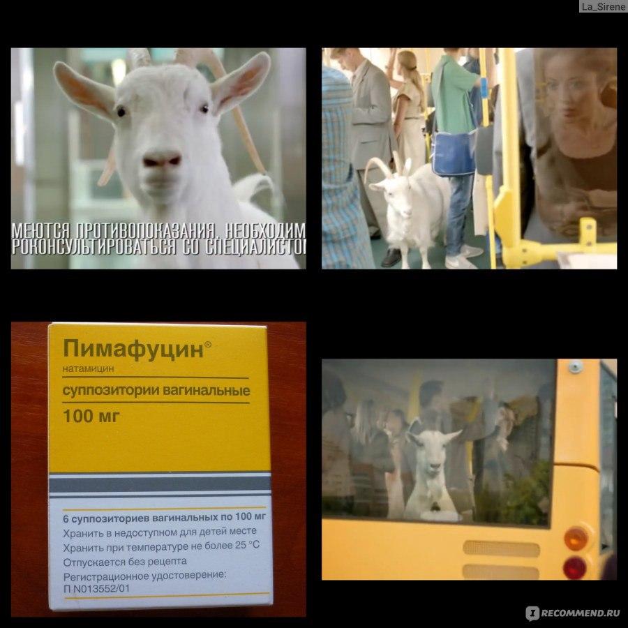 Свечи Пимафуцин от молочницы инструкция цена отзывы и аналоги