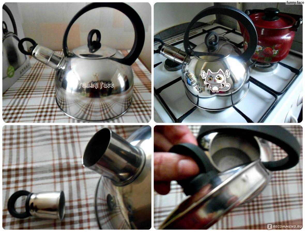 Как сделать свисток на чайник своими руками 48