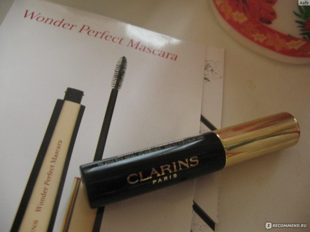 clarins wonder perfect mascara