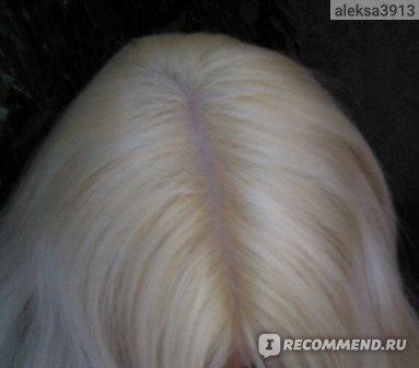 Порошок матрикс для обесцвечивания волос