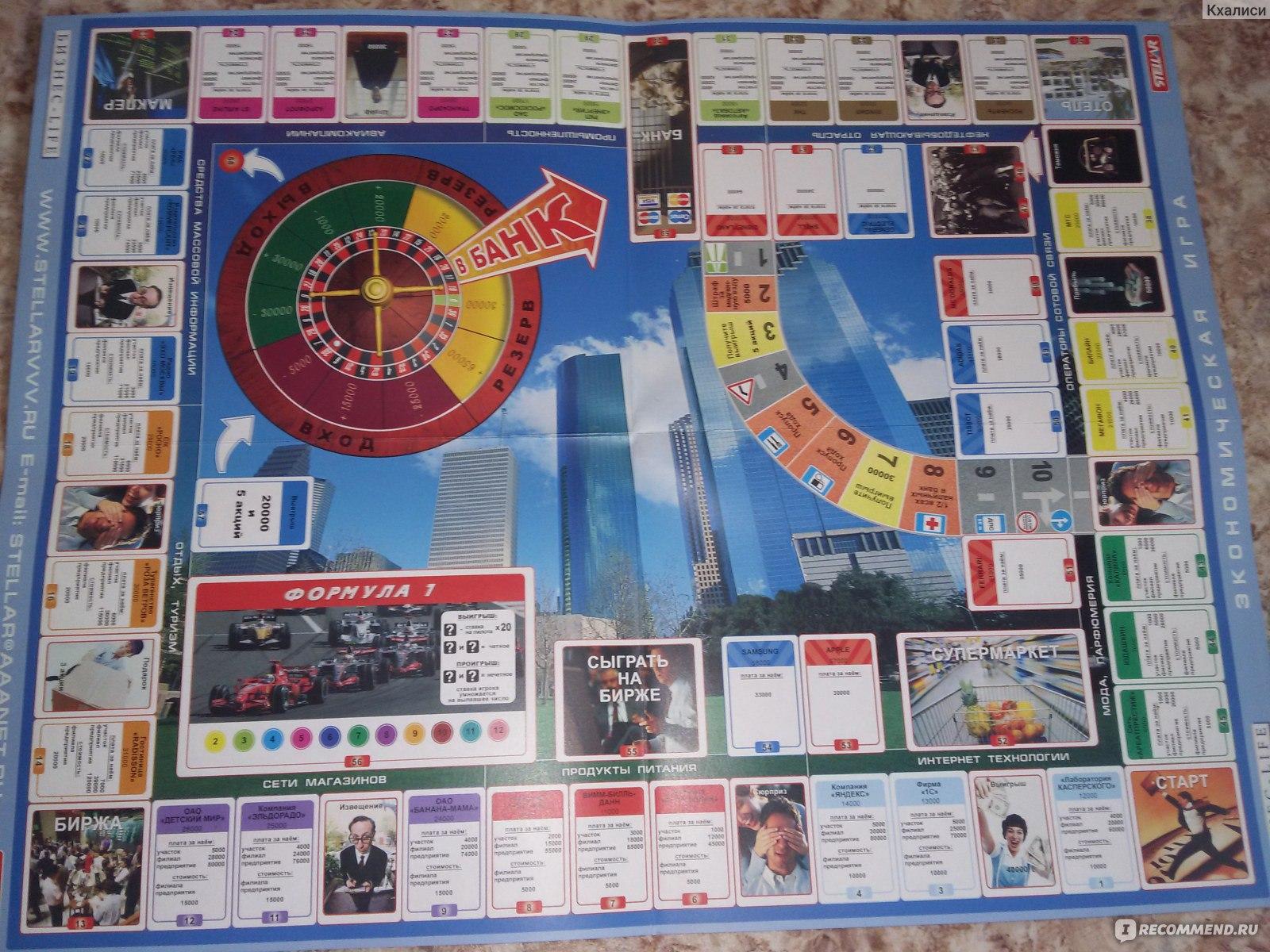 экономические игры стеллар