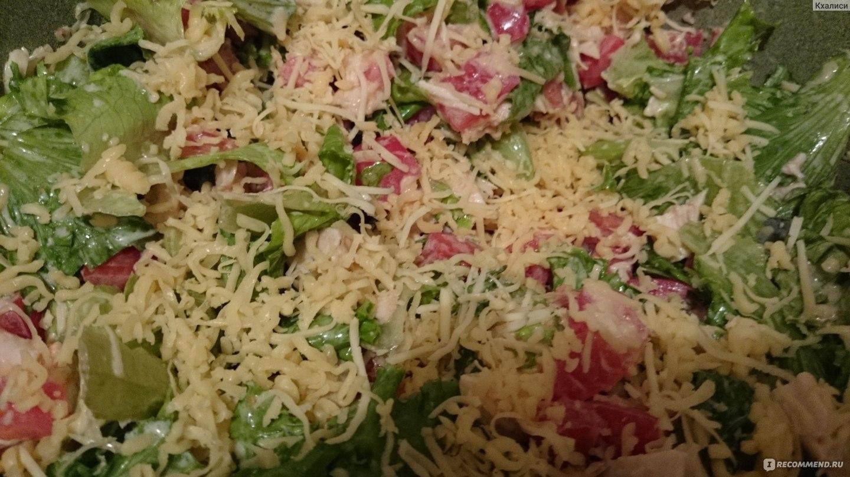 Как приготовить салат «Цезарь» - 12 рецептов в домашних условиях