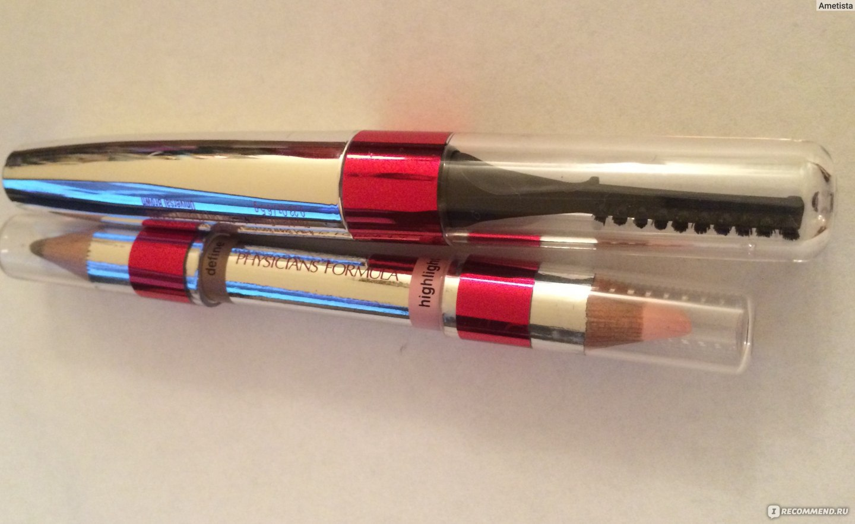 Набор для коррекции бровей Physician's Formula Eye Booster 4-in-1 Brow Boosting Kit