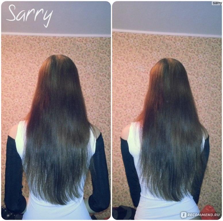 Как сделать домашнее ламинирование волос с желатина 875