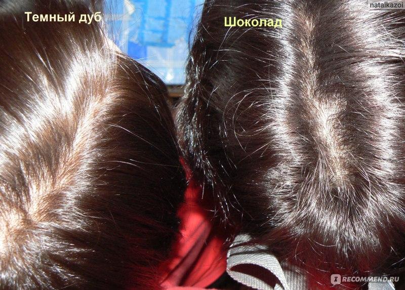дуб цвет волос фото