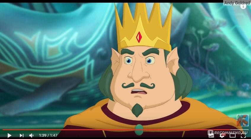 Смотреть фильм Три богатыря и Морской царь 2016 онлайн