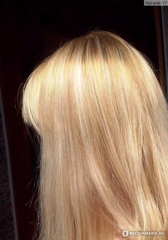 10.23 капус палитра цветов на волосах