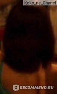 Ага как выпадают волосы у женщин