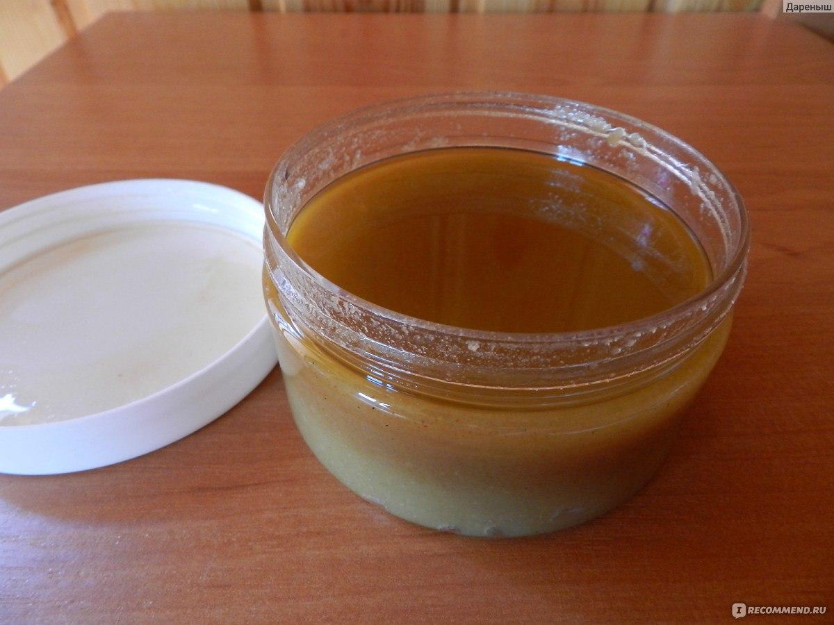 Как сделать скраб из меда 942