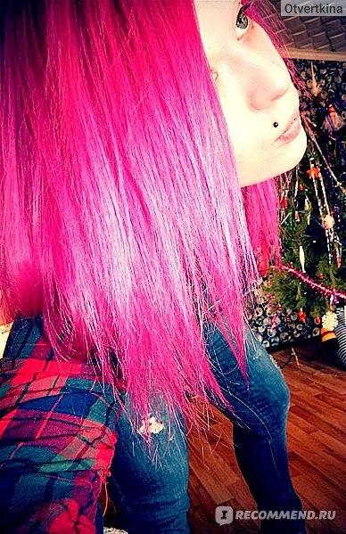 Супер яркий лиловый Estel ESSEX Fashion (+фото) .