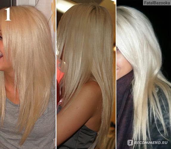 Уход за блондированными волосами в домашних условиях