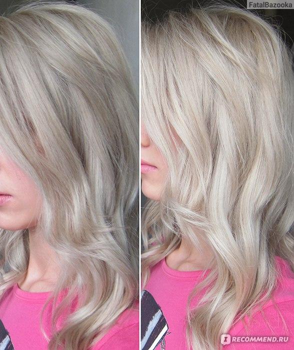 Чем затонировать осветленные волосы