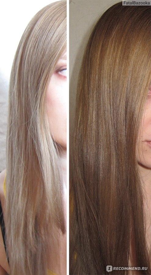 Краска для волос капус палитра цветов фото 9.26