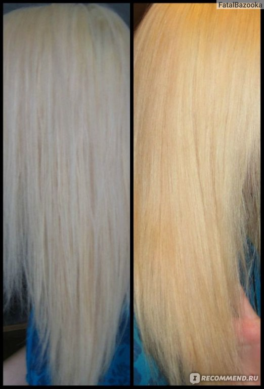 Тонирование волос в домашних условиях краской Эстель 18