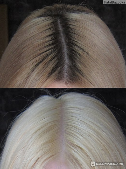 Можно ли красить на влажные волосы