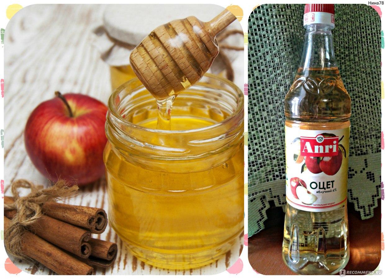 Как быстро похудеть от яблочного уксуса