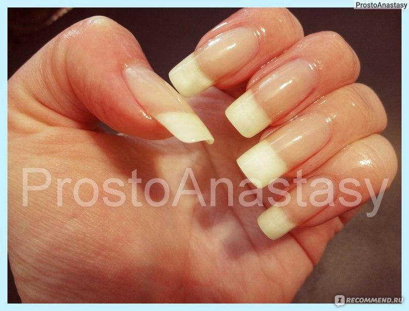 Как отрастить длинные ногти в домашних условиях ютуб 581