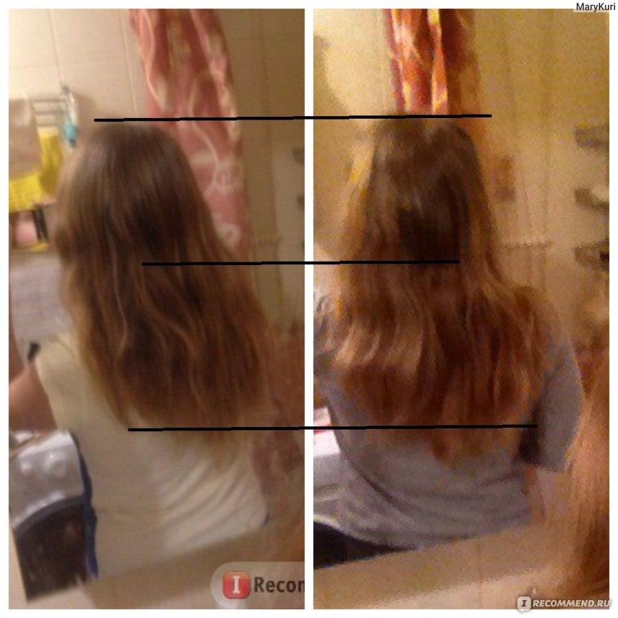 Смыть масло с волос натуральными средствами