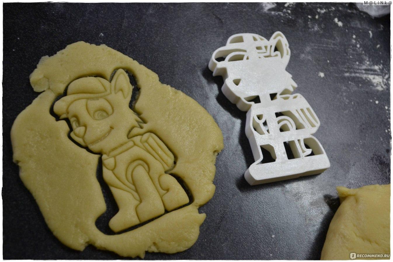 Из чего сделать формы для печенья своими  690