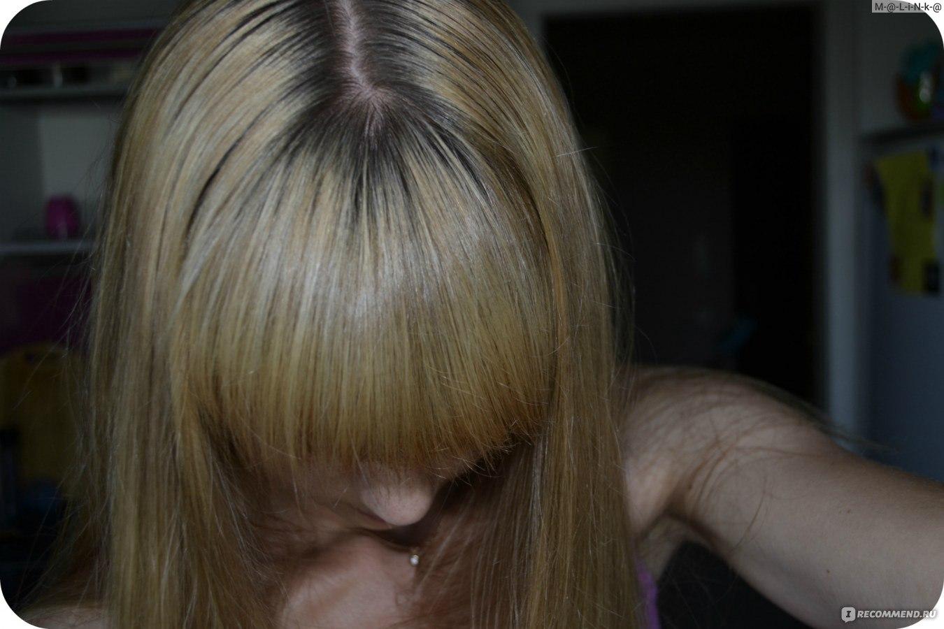 Как блондинке отрастить свой цвет волос