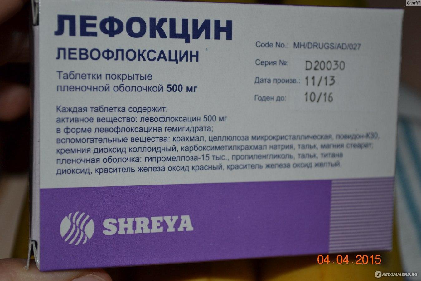 Таблетки от простатита лефокцин питание и простатит