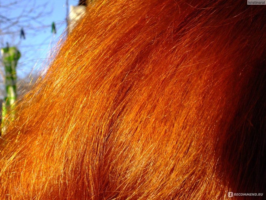 Какой бывает смывающаяся краска для волос