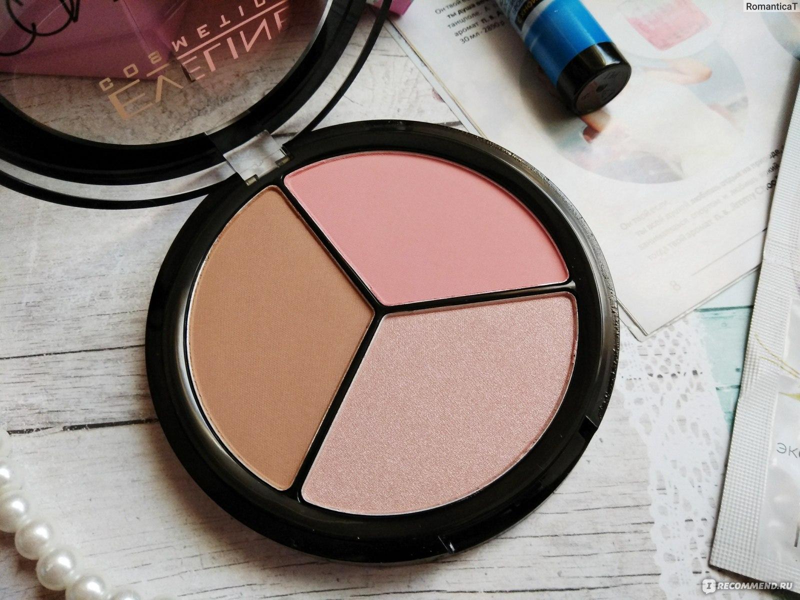 Палитра для макияжа эвелин
