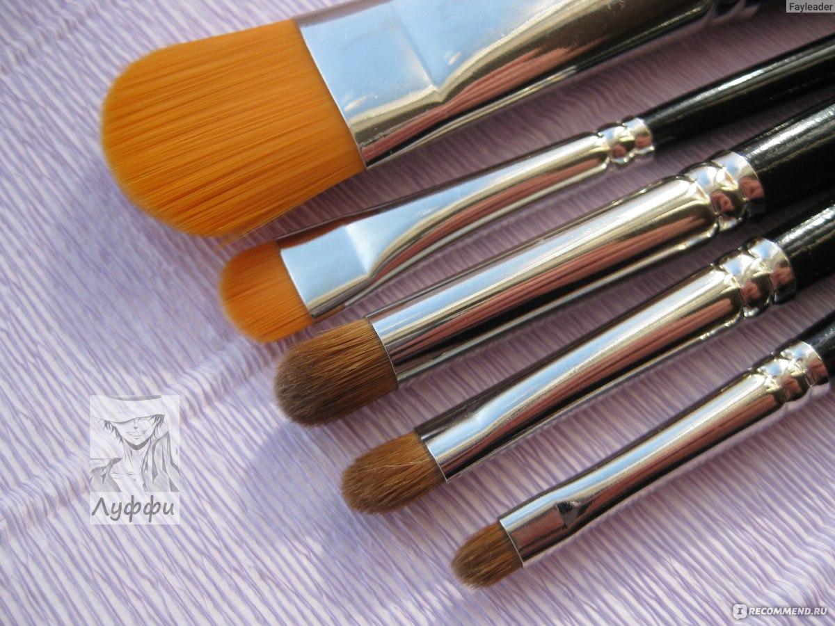 Кисти для макияжа отзывы визажистов