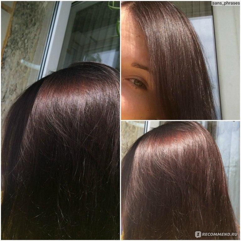 Краска для волос каарал палитра цветов на волосах отзывы