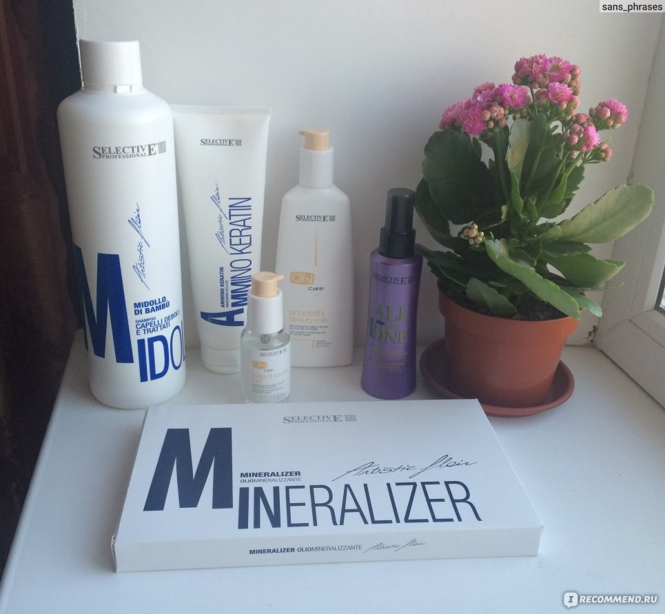 selective mineralizer ампулы инструкция