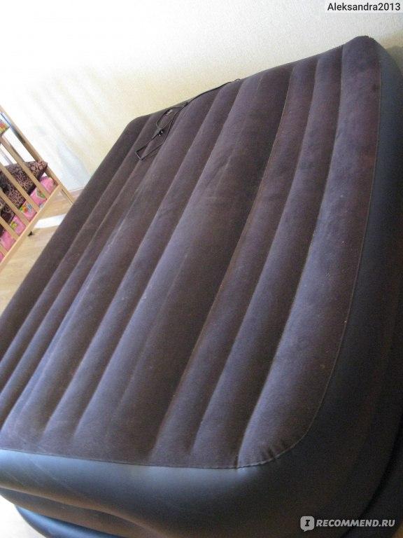 Как отремонтировать матрас надувной