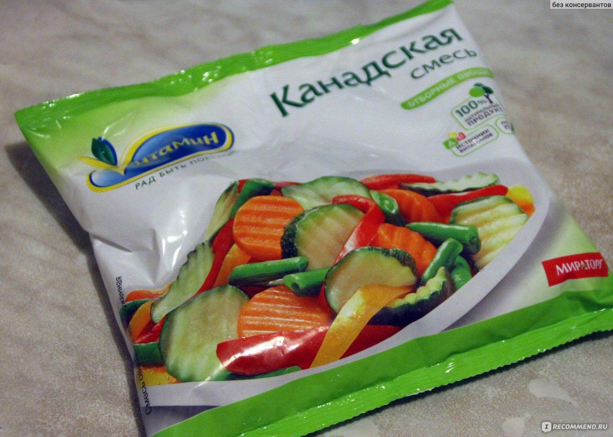 Замороженные овощные смеси на зиму своими руками 18