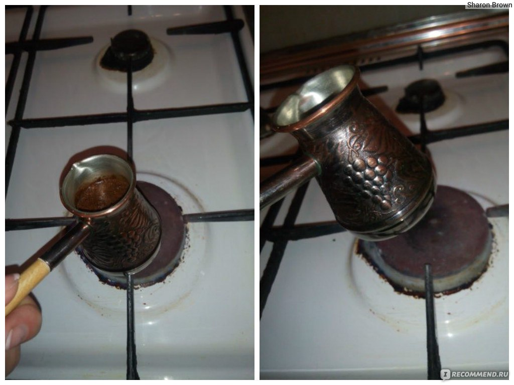 Кофе приготовить в домашних условиях