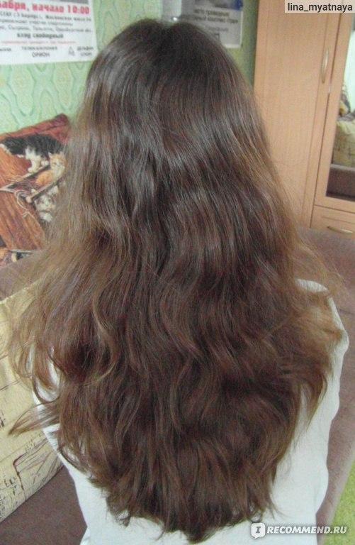 Бустер concept для волос