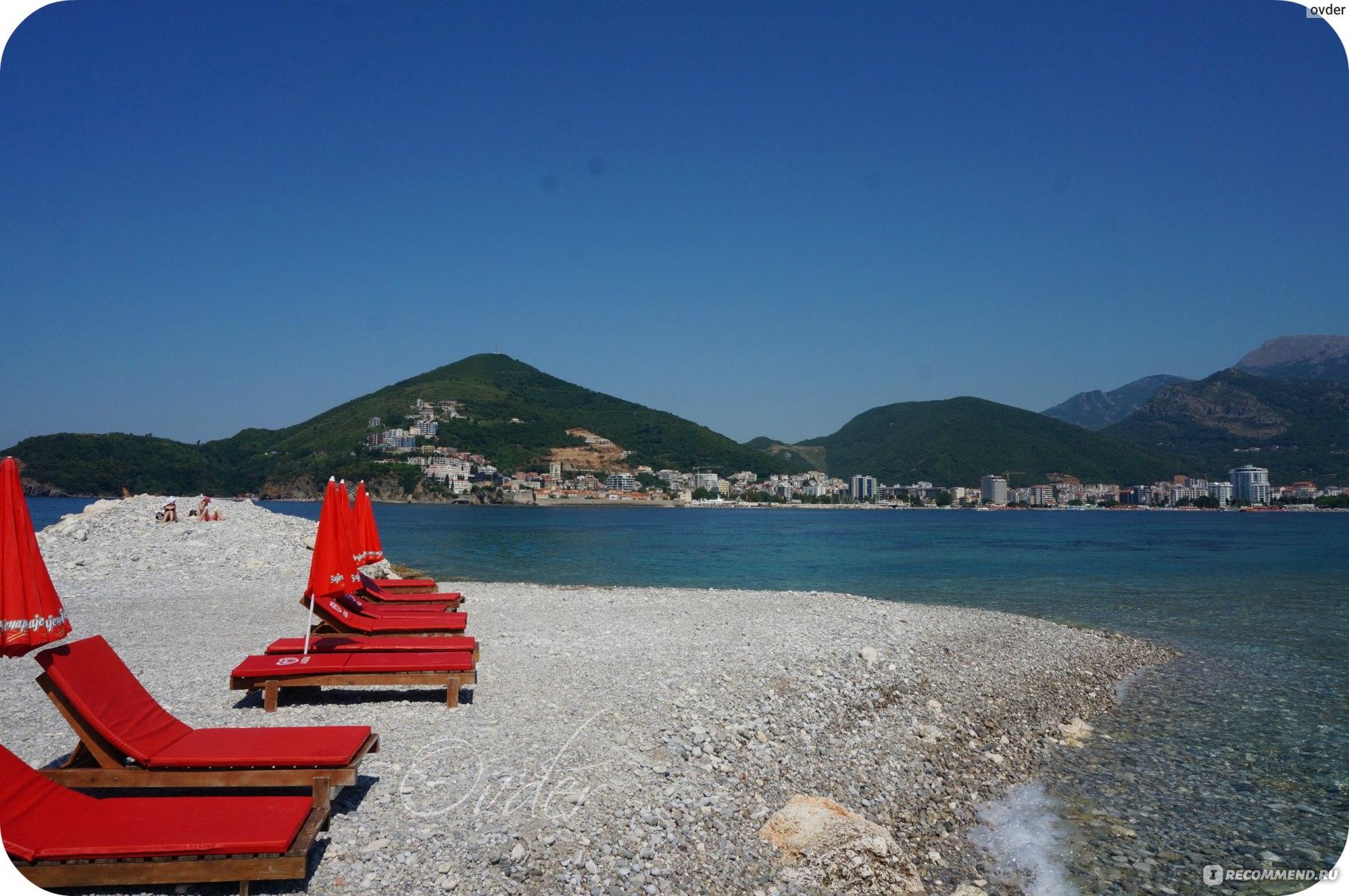 Будва пляж словенска фото