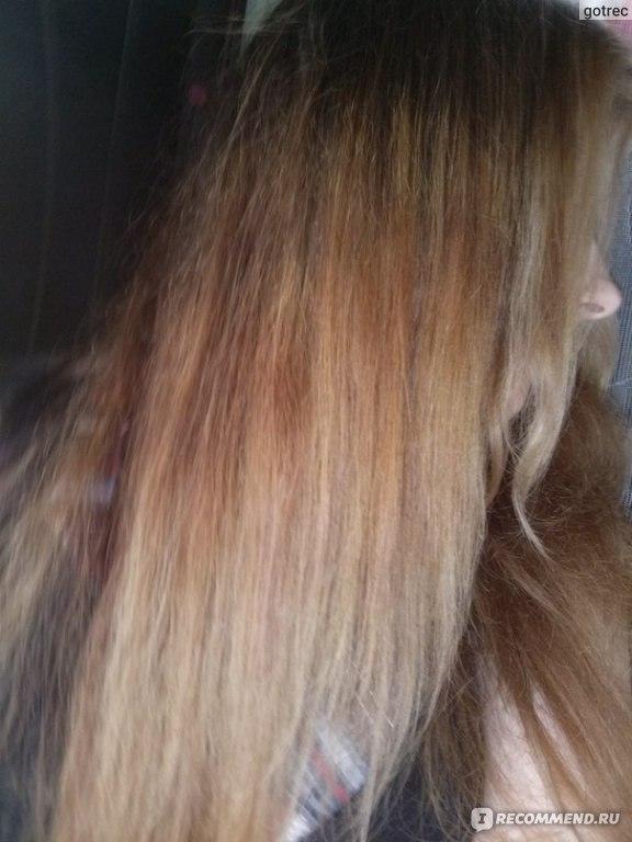 Краска рябина светло русый отзывы с фото