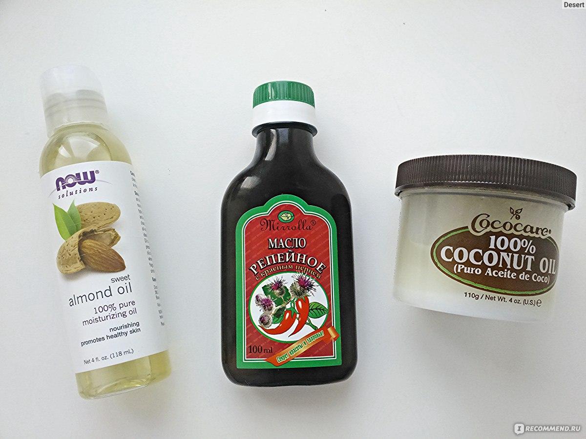 Маски с аргановым маслом и медом для волос