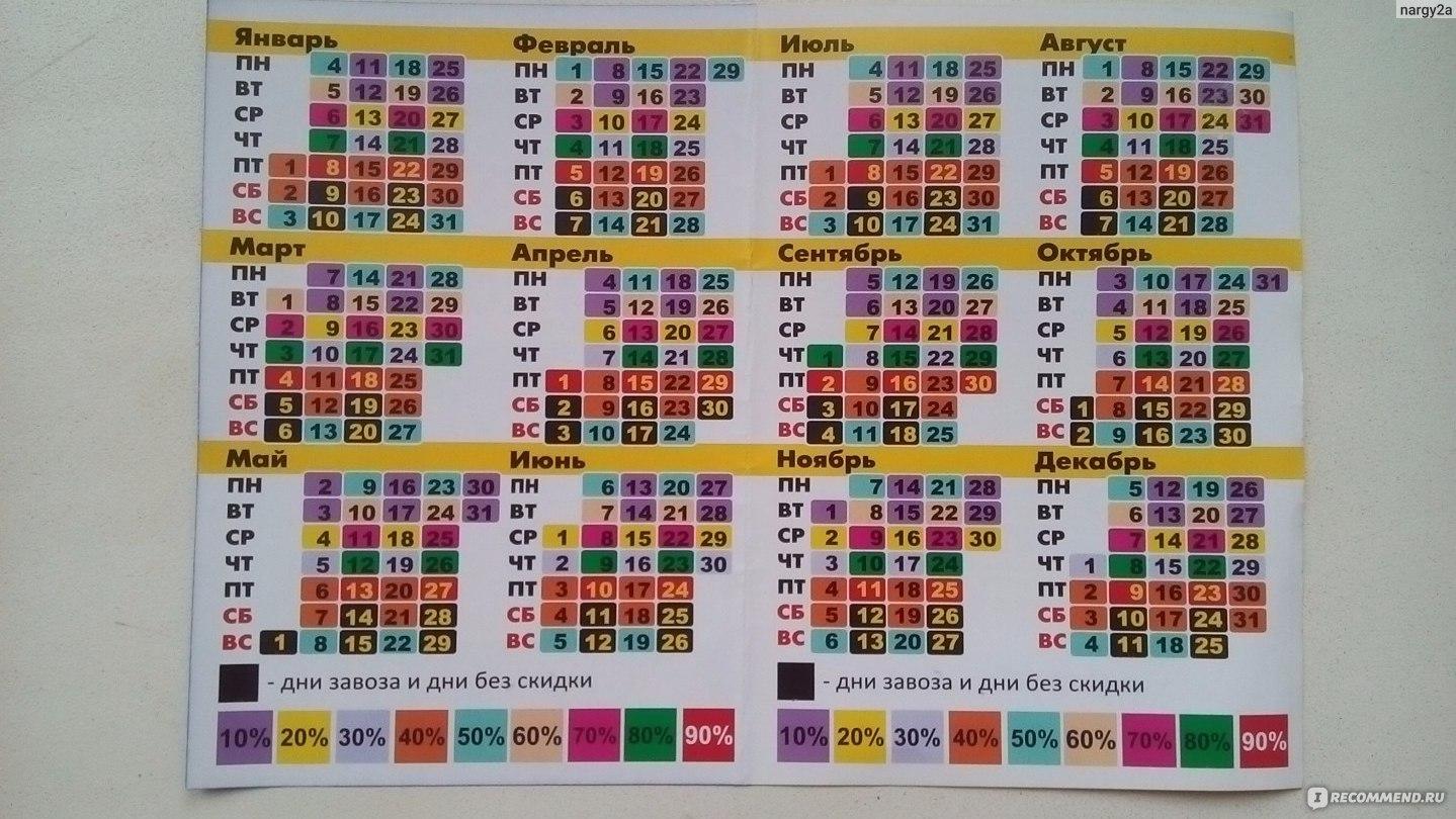 мегахенд в перми календарь скидок на 2017 год