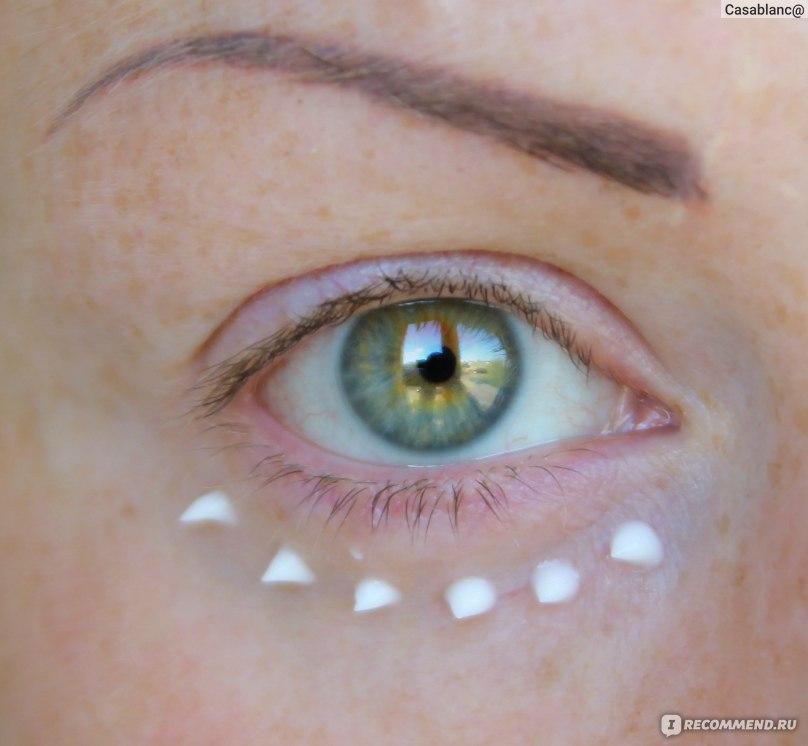 diademine крем для кожи вокруг глаз против морщин