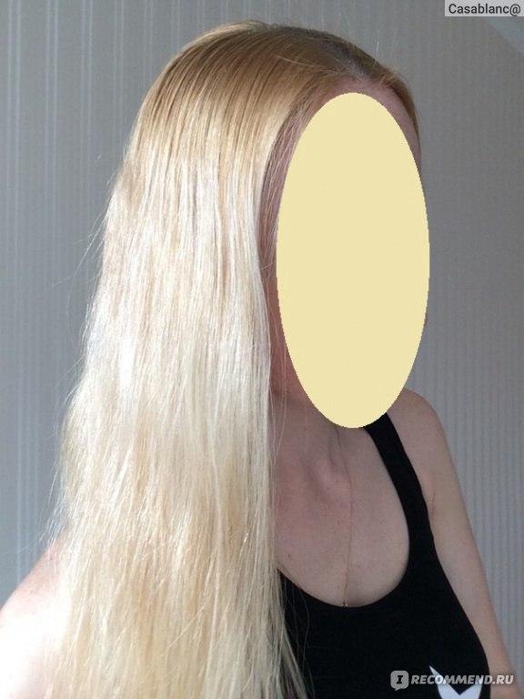 Перепаленные волосы как восстановить