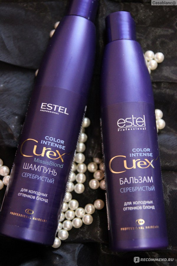 Шампунь эстель для мелированных волос отзывы