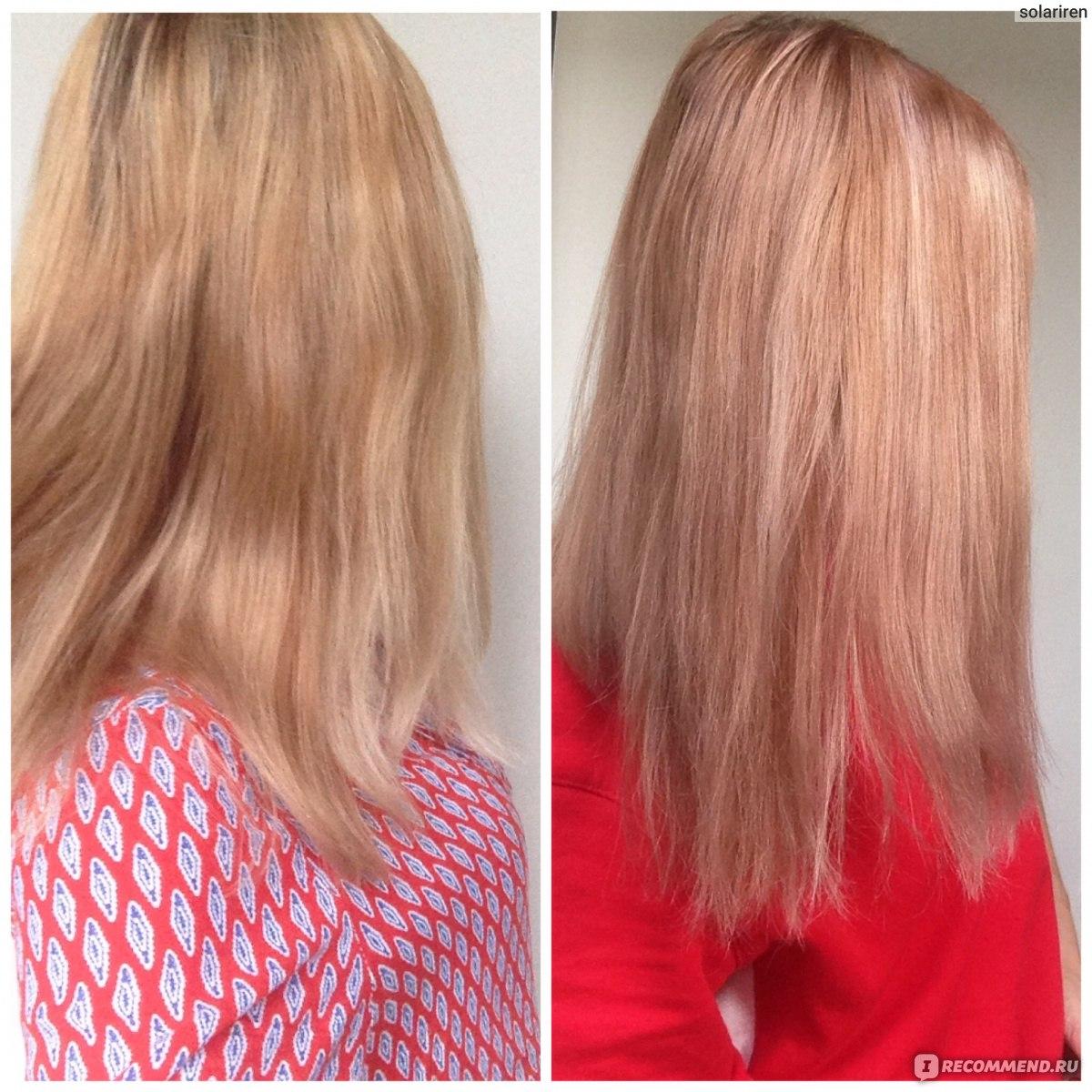 Краска эстель палитра цветов фото на волосах