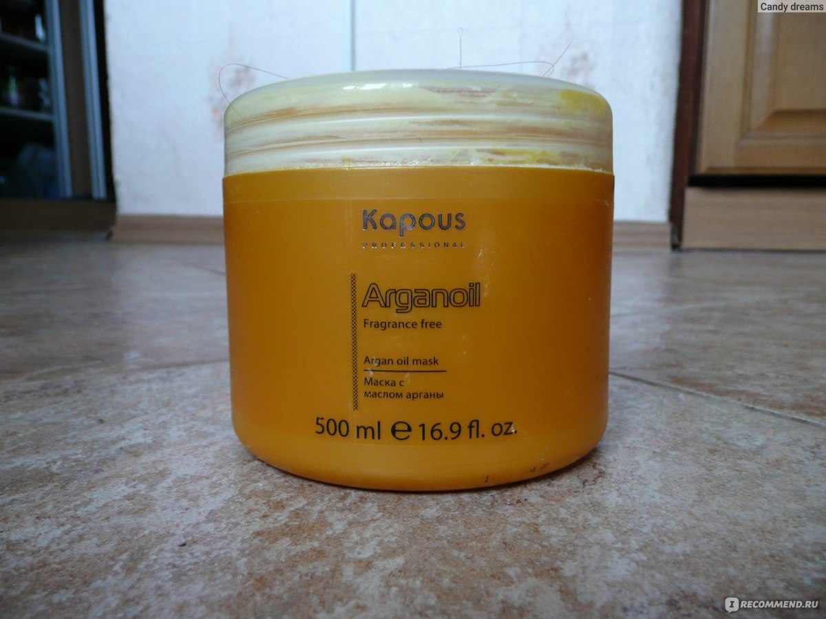 Маска с эфирным маслом для роста волос рецепт
