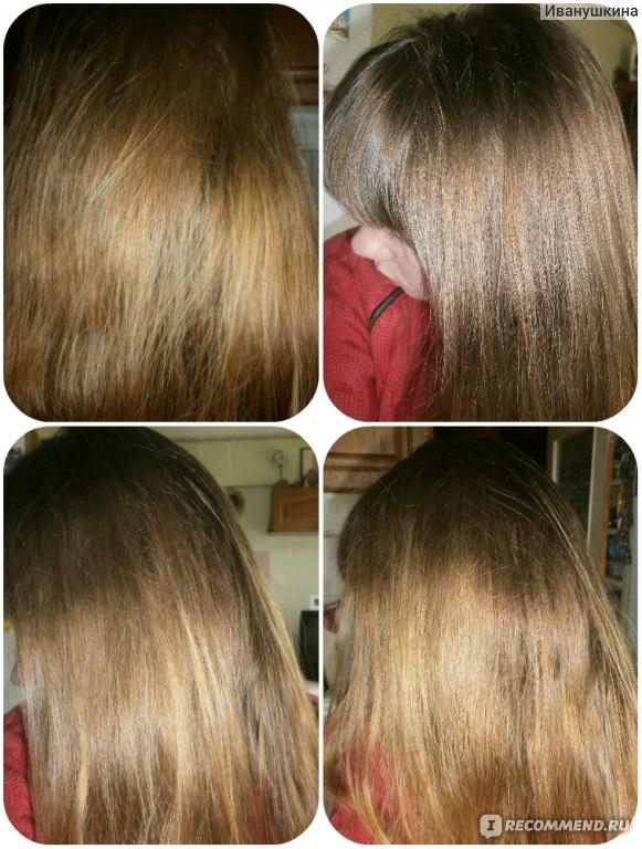 Ламинирование волос выпали