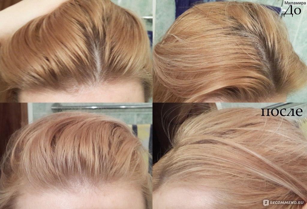 Краска для волос оллин перманентная отзывы