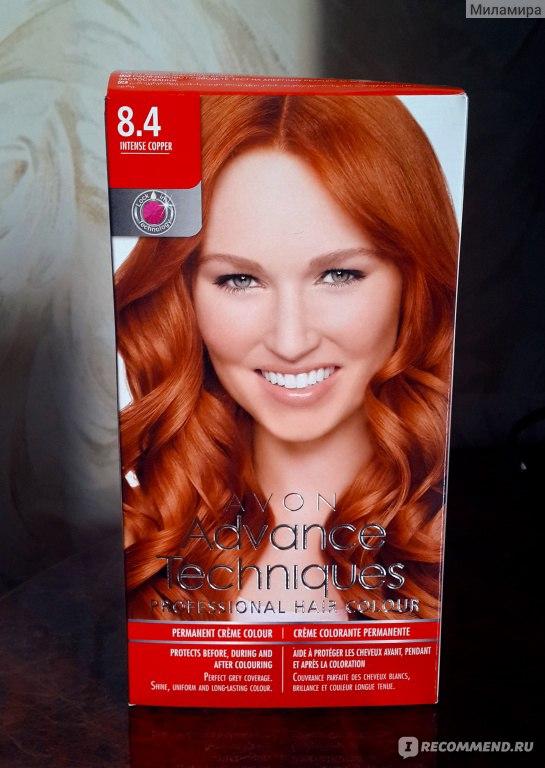 Краска для волос avon отзыв где продают косметику avon