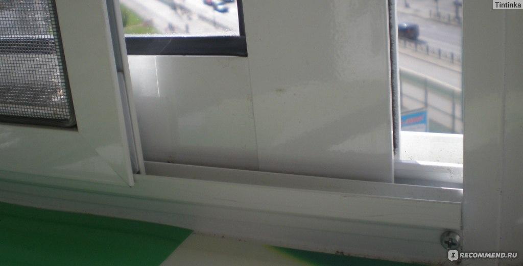 """Алюминиевый профиль provedal для остекления балконов - """"осте."""